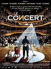 Le concert (2009) poster