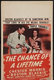 The Chance of a Lifetime(1943) Poster - Movie Forum, Cast, Reviews