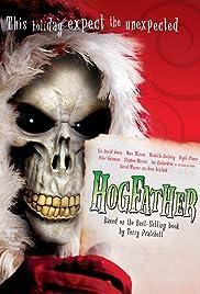 Terry Pratchett's Hogfather Poster