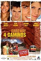 Image of Erreway: 4 caminos