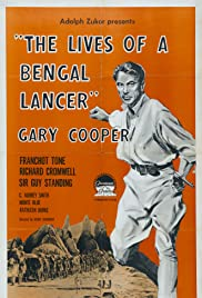 The Lives of a Bengal Lancer (1935) Poster - Movie Forum, Cast, Reviews