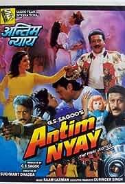 Antim Nyay Poster