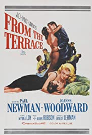 From the Terrace(1960) Poster - Movie Forum, Cast, Reviews