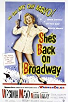 Image of She's Back on Broadway