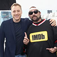 Kevin Smith and Alan Tudyk
