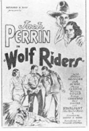 Wolf Riders Poster