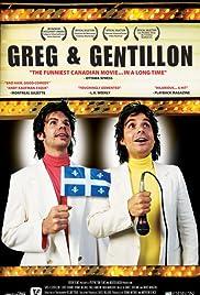 Greg & Gentillon Poster