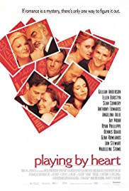 Playing by Heart Poster
