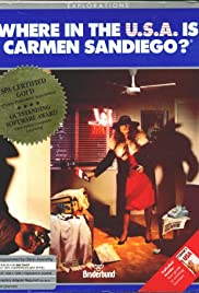Where in the U.S.A. Is Carmen Sandiego? Poster