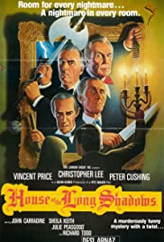 House of the Long Shadows (1983) Poster - Movie Forum, Cast, Reviews