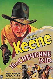 The Cheyenne Kid Poster