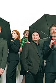 The New Pornographers Picture