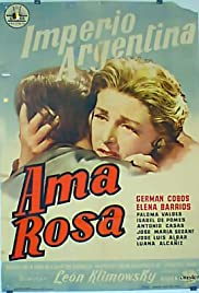Ama Rosa Poster