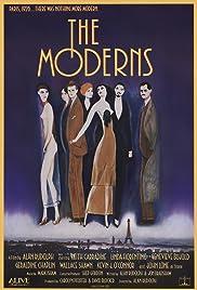 The Moderns(1988) Poster - Movie Forum, Cast, Reviews