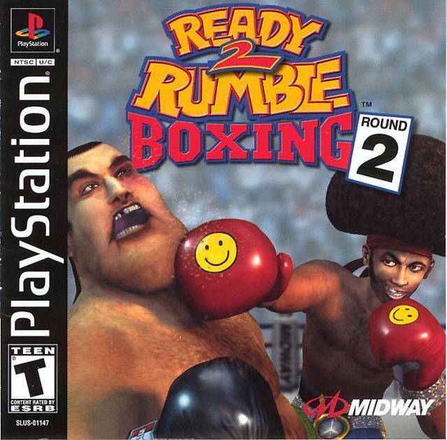 Скачать игру ready 2 rumble boxing торрент