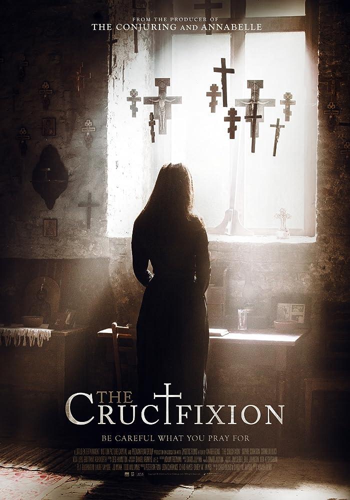 دانلود زیرنویس فارسی فیلم The Crucifixion 2017