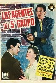 Los agentes del quinto grupo Poster