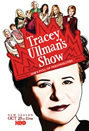 Tracey Ullman's Show Poster - TV Show Forum, Cast, Reviews