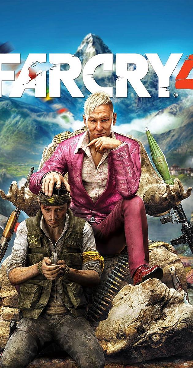 Matt Lauer Imdb >> Far Cry 4 (Video Game 2014) - IMDb