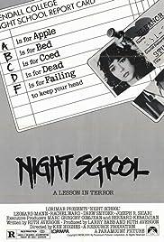 Night School(1981) Poster - Movie Forum, Cast, Reviews