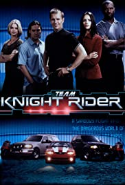 Team Knight Rider Poster - TV Show Forum, Cast, Reviews