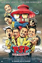 PSP: Gaya Mahasiswa poster