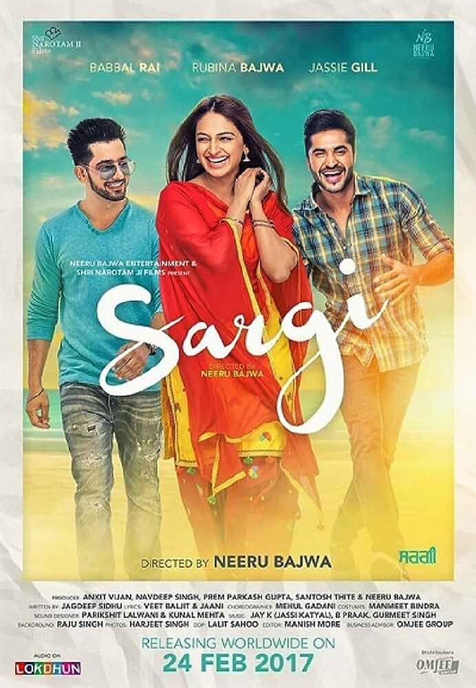 Sargi 2017 300MB Full Movie Free Download 480P HDRip HD