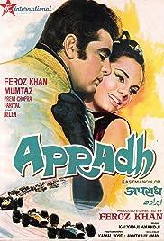 Apradh Poster
