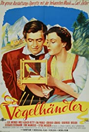 Der Vogelhändler Poster
