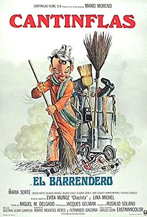 ver Cantinflas El Barrendero