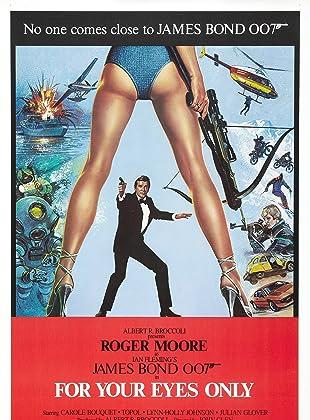 007 เจาะดวงตาเพชฌฆาต - James Bond 007 For Your Eyes Only