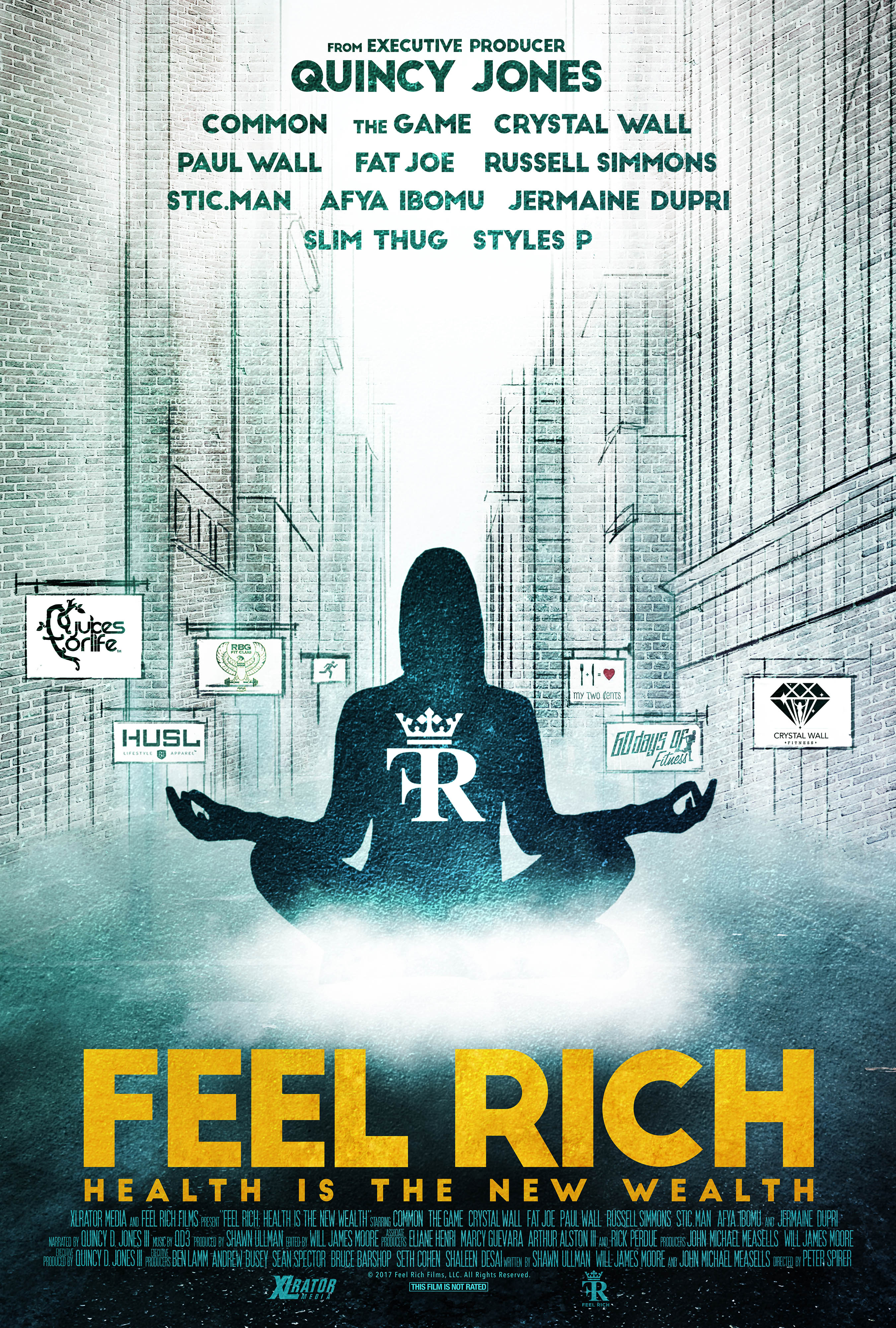 image Feel Rich: Health Is the New Wealth Watch Full Movie Free Online