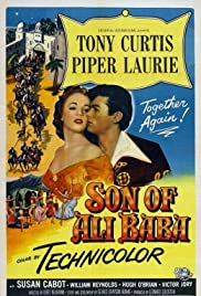 Son of Ali Baba(1952) Poster - Movie Forum, Cast, Reviews