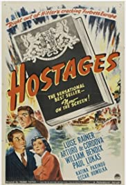 Hostages Poster