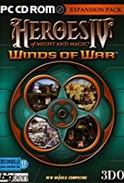 Heroes of Might and Magic IV: Winds of War Poster