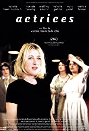 Actrices(2007) Poster - Movie Forum, Cast, Reviews