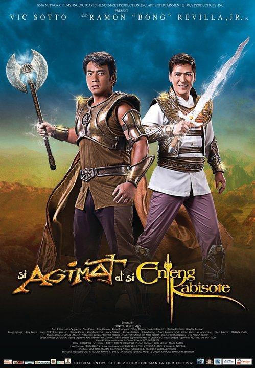 Si Agimat at si Enteng Kabisote (2010)