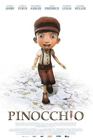 ver Pinocho y su amiga Coco