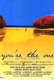 You're the one (una historia de entonces) Poster