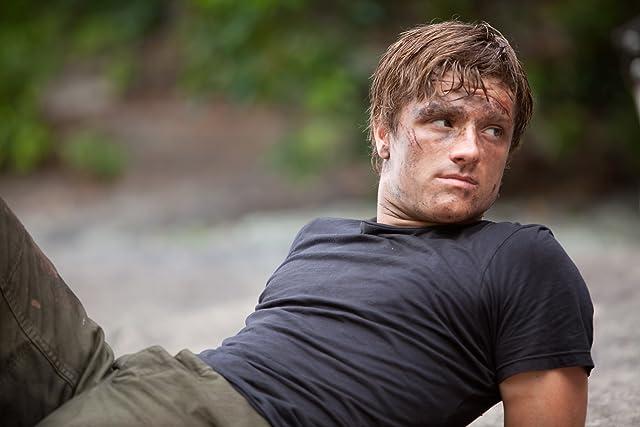 Josh Hutcherson in The Hunger Games (2012)