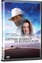 Getting Married in Buffalo Jump Poster