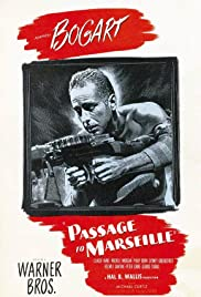 Passage to Marseille (1944) Poster - Movie Forum, Cast, Reviews
