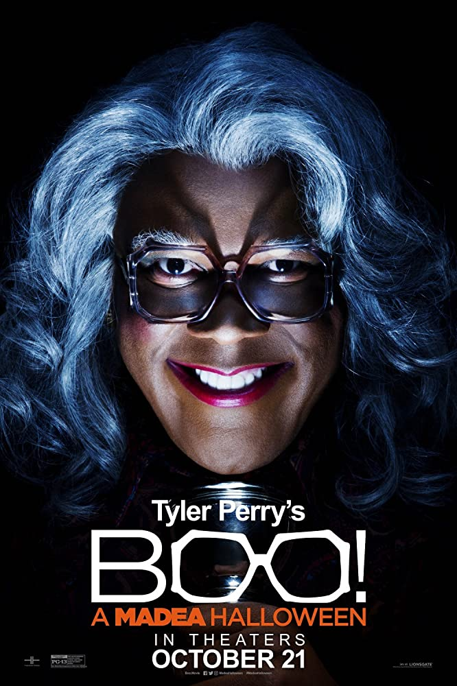 A Madea Halloween Movie Poster