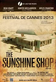 The Sunshine Shop Poster