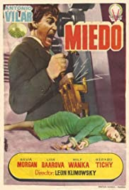Miedo Poster