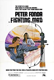 Fighting Mad Poster