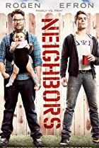 Neighbors (2014) Poster