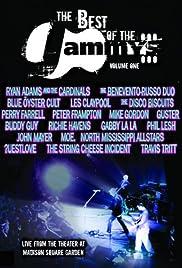 Jammys: Live Volume 1 Poster