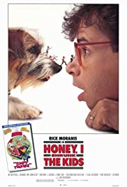 Nonton Film Honey, I Shrunk the Kids (1989)