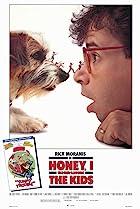 Honey, I Shrunk the Kids (1989) Poster